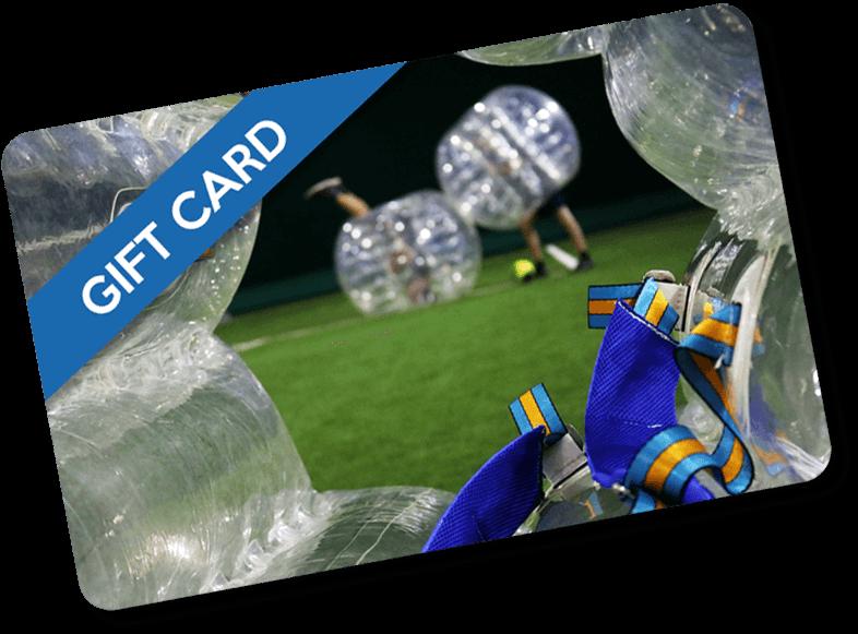 Regala una partita di Bubble Football