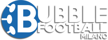 Logo del sito Bubble Football Milano