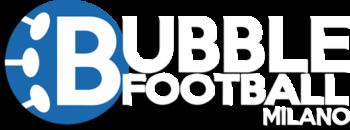 Logo del sito Bubble Football Milano