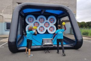 Rent Combi sports IPS inflatable arena