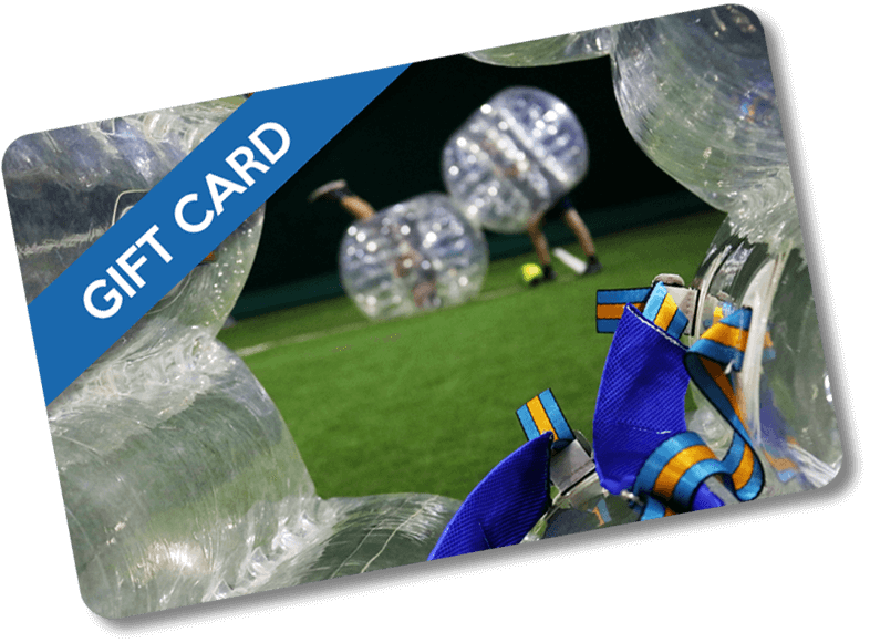 Regala una partita di Bubble Football