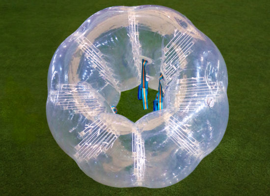 Bumper balls kit for bubble soccer for sale